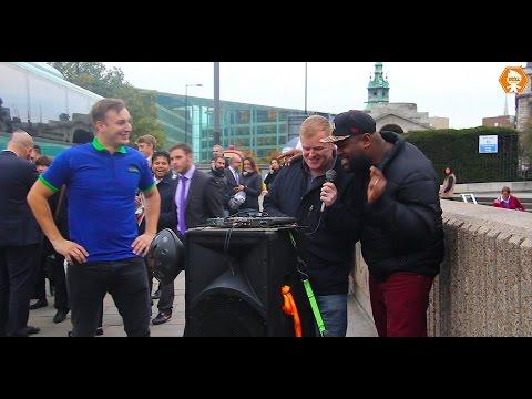 Karaoke in Public Prank