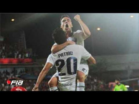 Javier Patiño - 2 Goals - Muangthong United 1-2 Buriram United - TPL 2013