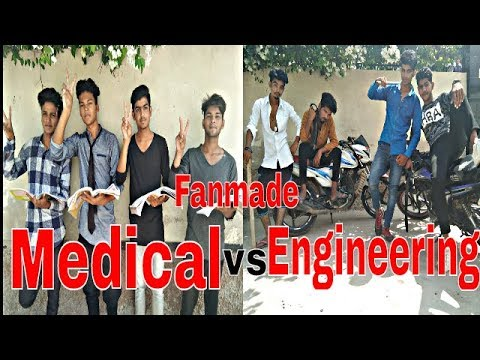 Engineering Students vs Medical Students Life Real Story New video 2017 According To Bc Babey
