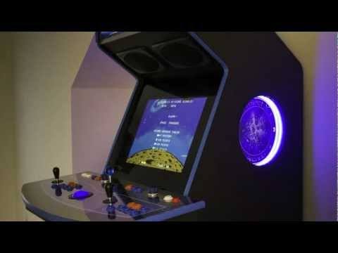 Project X Arcade:  Bezel Assembly