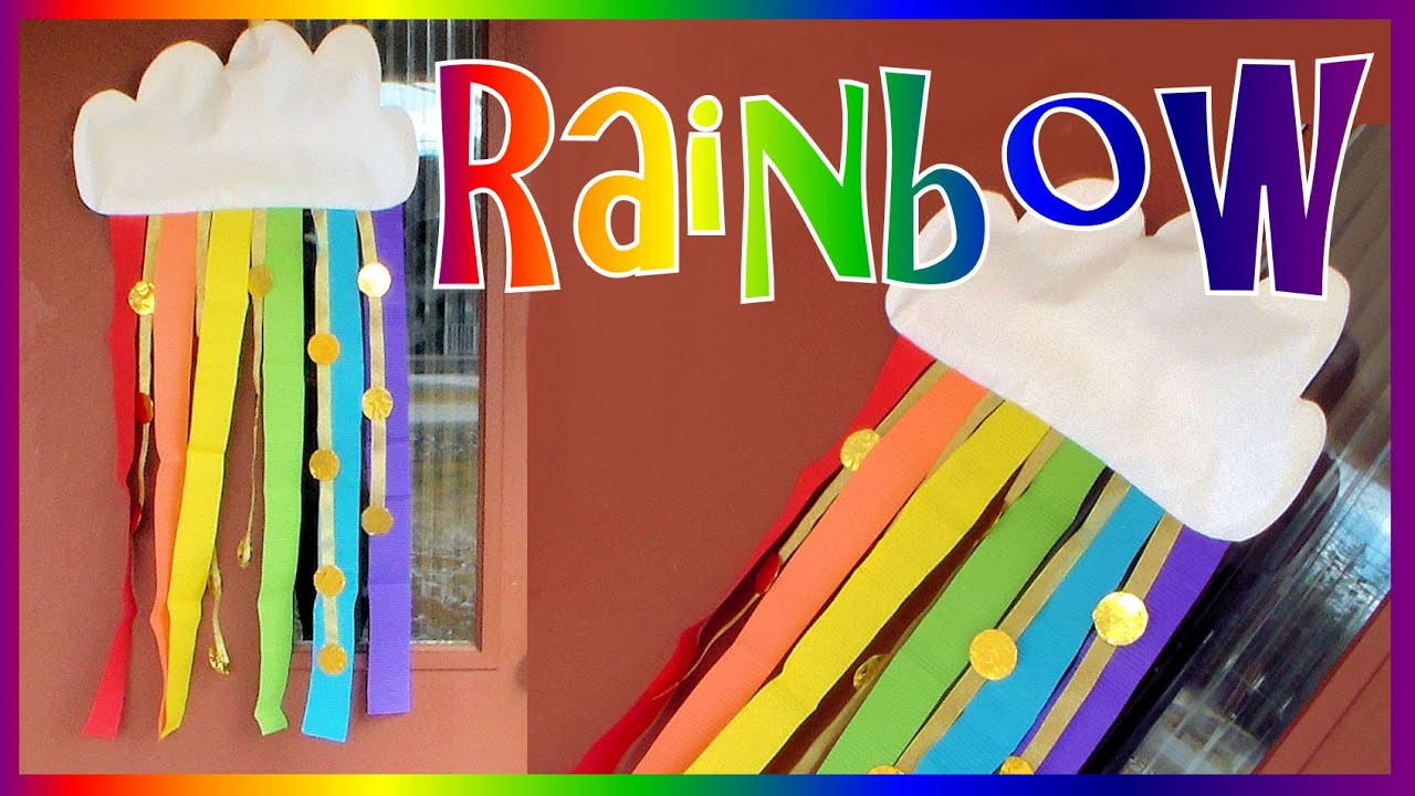rainbow art and craft st s day rainbow craft for amp classrooms 5308