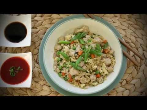 How to Make Cauliflower Fried Rice | Cauliflower Recipes | Allrecipes.com