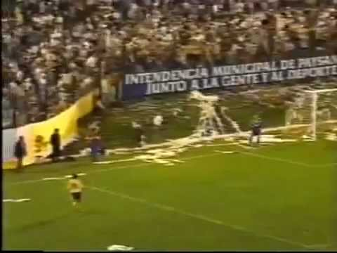 Atlético Bella Vista (Paysandú) 1 - 0 Nacional - Campeonato Uruguayo 1998-1999