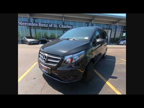 2018 Mercedes-Benz Metris Passenger St. Charles IL 18334
