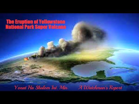 Yellowstone Secret Eruption Program