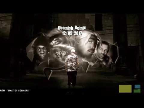 Eminem - Like Toy Soldiers (Doomish Remix)