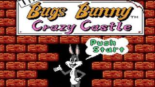 CGRundertow THE BUGS BUNNY CRAZY CASTLE for NES Video Game Review
