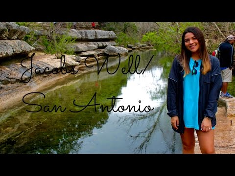 Travel Diary: Jacobs Well/ San Antonio