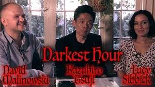 DP/30: Darkest Hour, make-up team, Kazuhiro Tsuji, David Malinowski, Lucy Sibbick