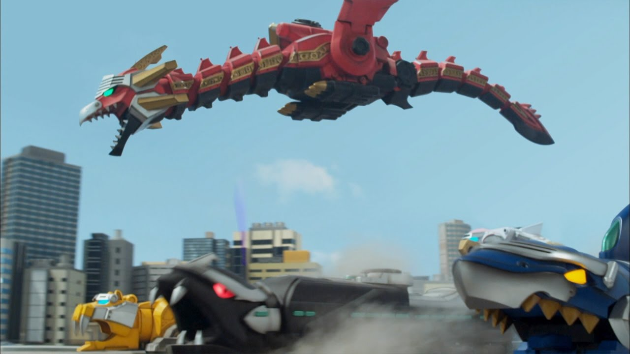 Power Rangers Megaforce Harmony And Dizchord Megazord