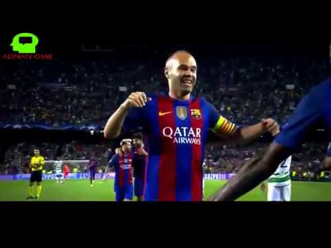Andres Iniesta● Overall 2017 ● Skills, Tackles, Passes & Goals