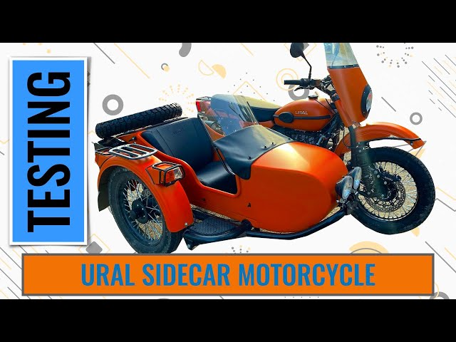Going To Uraling (What IS going on???) #mymotolife #URAL