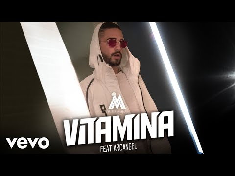 Maluma - Vitamina (Official Audio) ft. Arcángel