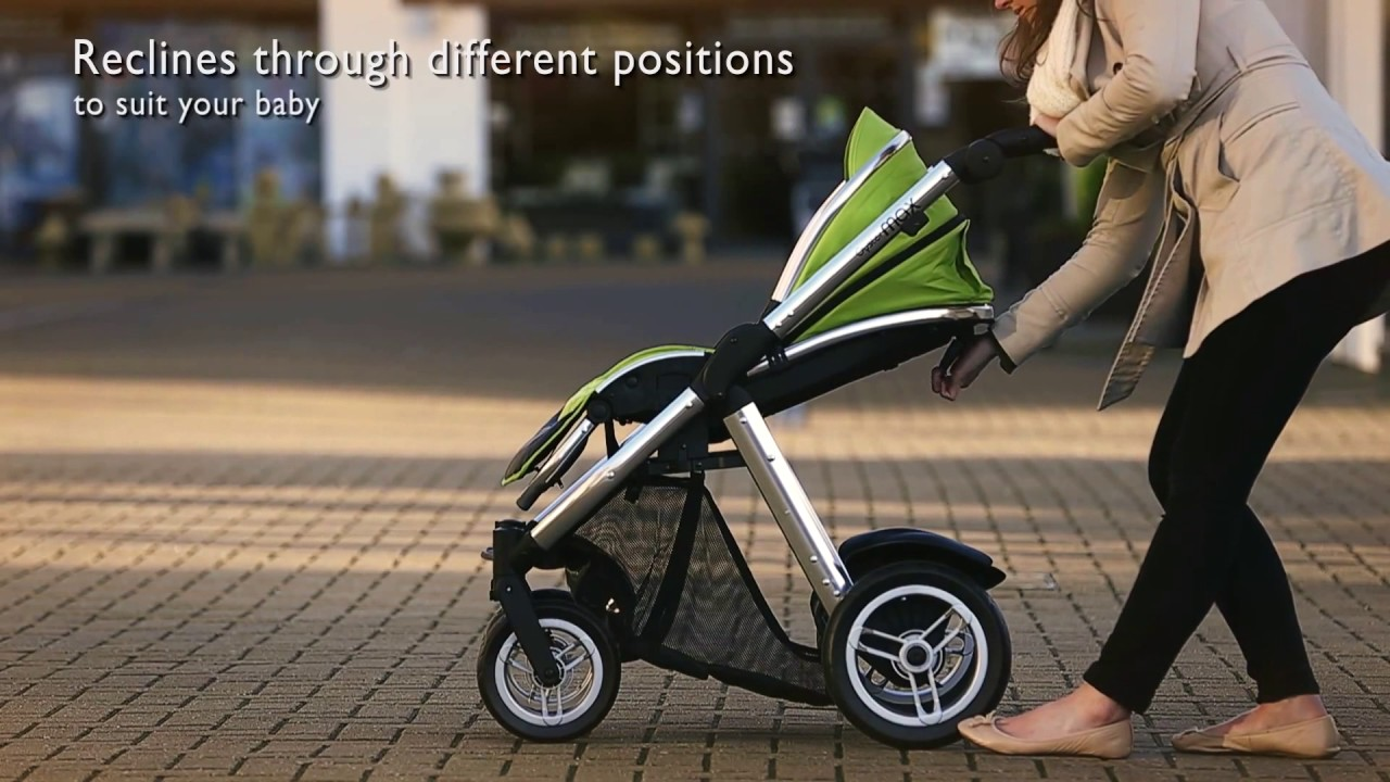 BabyStyle Oyster Max Stroller Tandem