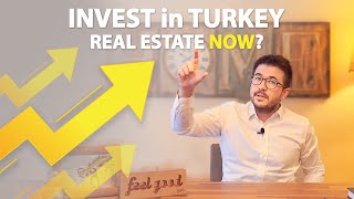 The BEST time to INVEST in Turkey Real Estate | Serif The Broker
