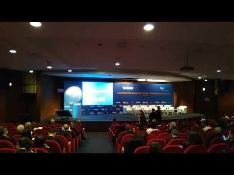 Türkiye'nin sanayide  dijital dönüşüm yetkinliği etkinliği TÜSİAD - WORLD MEDIA-Endüstri 4.0 Dergisi