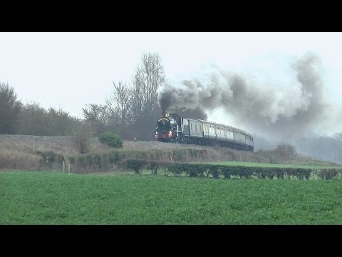 5043 Earl of Mount Edgcumbe ~ THE RED DRAGON 11/03/2017