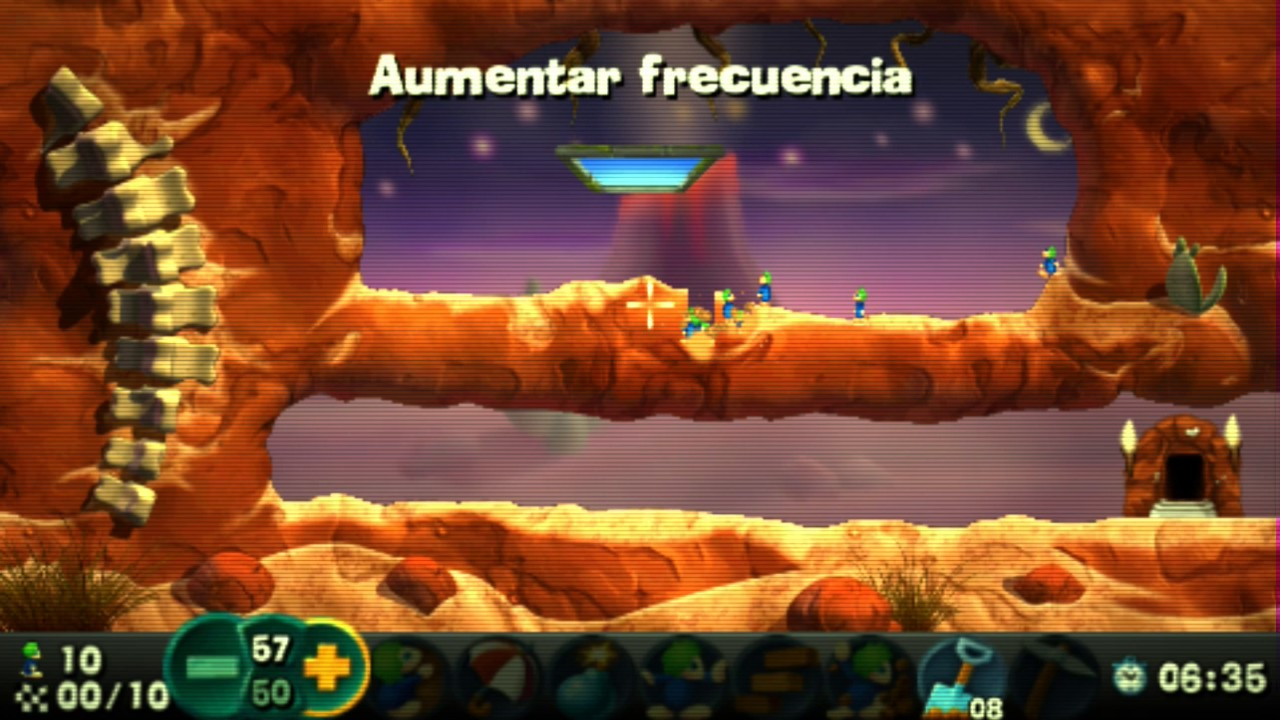lemmings psp