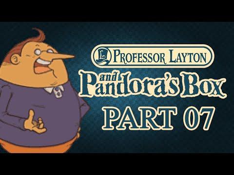 Professor Layton and Pandora's Box — Part 7 — Dropstone Village