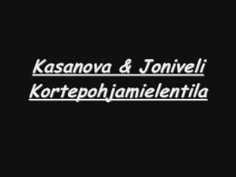 Joniveli & Kasanova - Kortepohjamielentila