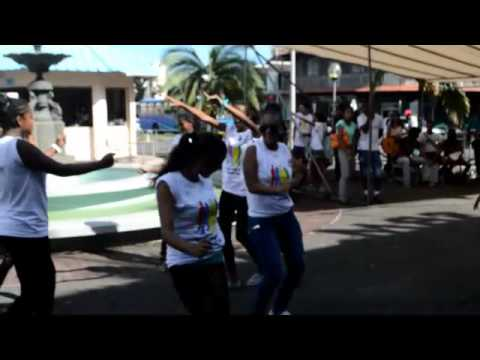 Caritas Mauritius Animation a Rose-Hill. part 3