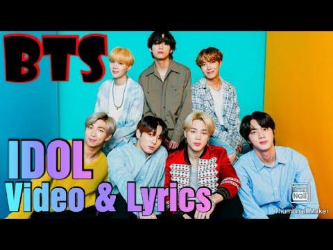idol-by-bts-video-&-lyrics