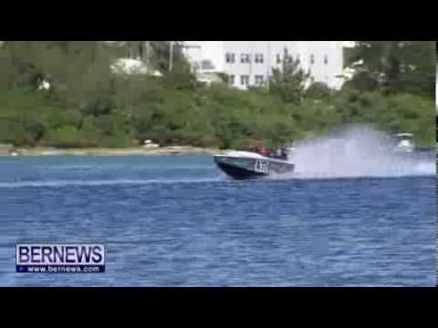 Powerboat Racing At Ferry Reach, Oct 20 2013