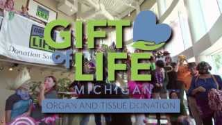 Gift of Life Michigan Does the Harlem Shake