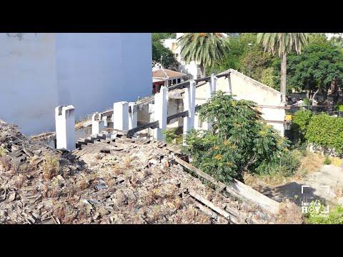 VÍDEO: El PP reclama la limpieza y consolidación de las Bodegas Víbora y que se determine su futuro uso
