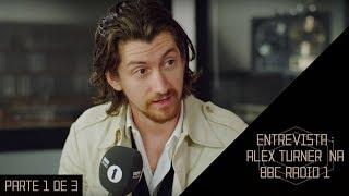 Baixar Entrevista : Alex Turner para BBC Radio 1 com Annie Mac (Legendado)  | Parte 1/3