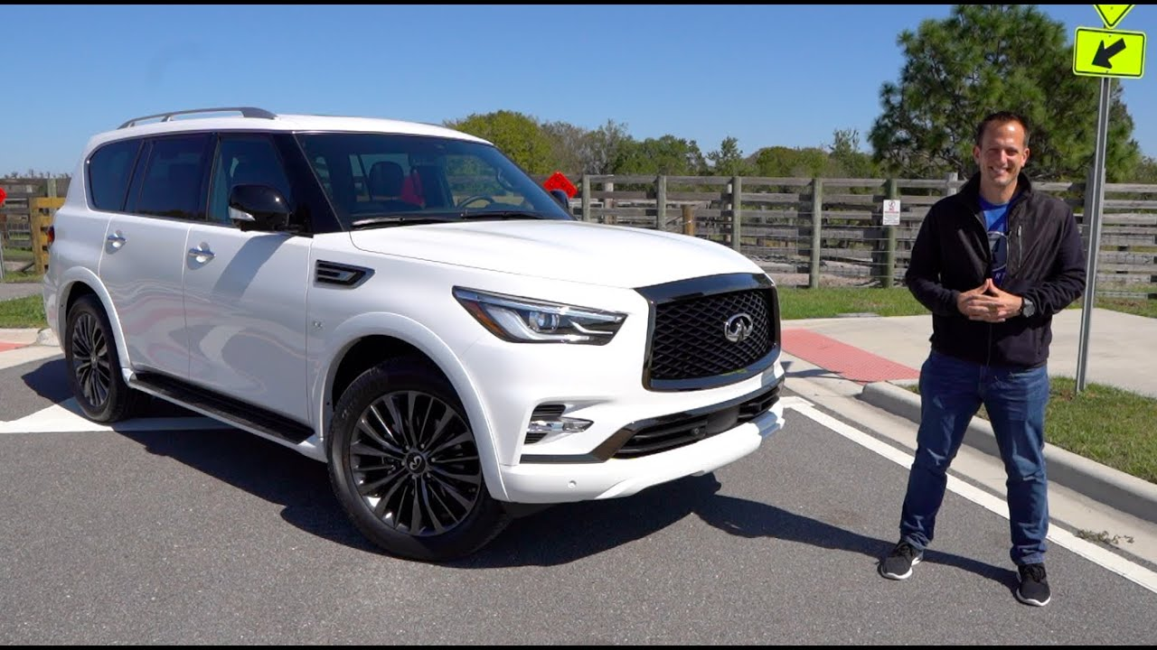 2020 Infiniti Qx80 Suv Performance