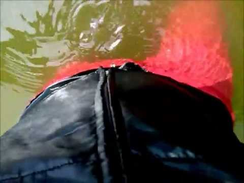 nass in geiler roten lederhose wet in sexy red leatherpants youtube. Black Bedroom Furniture Sets. Home Design Ideas