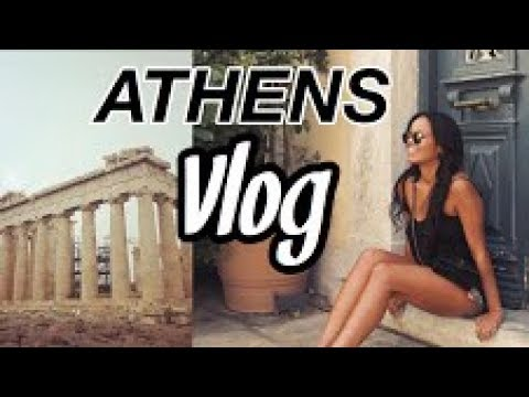 VLOG: Weekend trip to Athens | Helen Haben