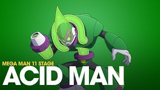 Block Man has been defeated and now to take on Acid Man! This isn't...