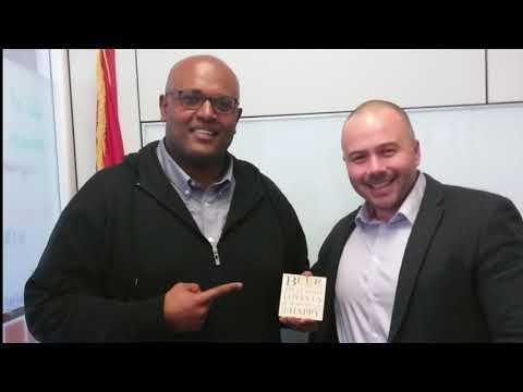 Alex Benay, Chief Information Officer, GoC. Public Engagement - Conversations with Garmamie