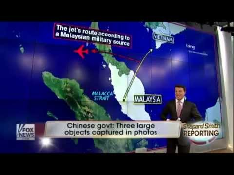 Missing Malaysian Airlines - Flight MH370 Not Found yet | Search Continues [NEWS]