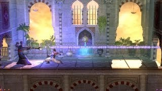 CGR Undertow - PRINCE OF PERSIA CLASSIC review for PlayStation 3