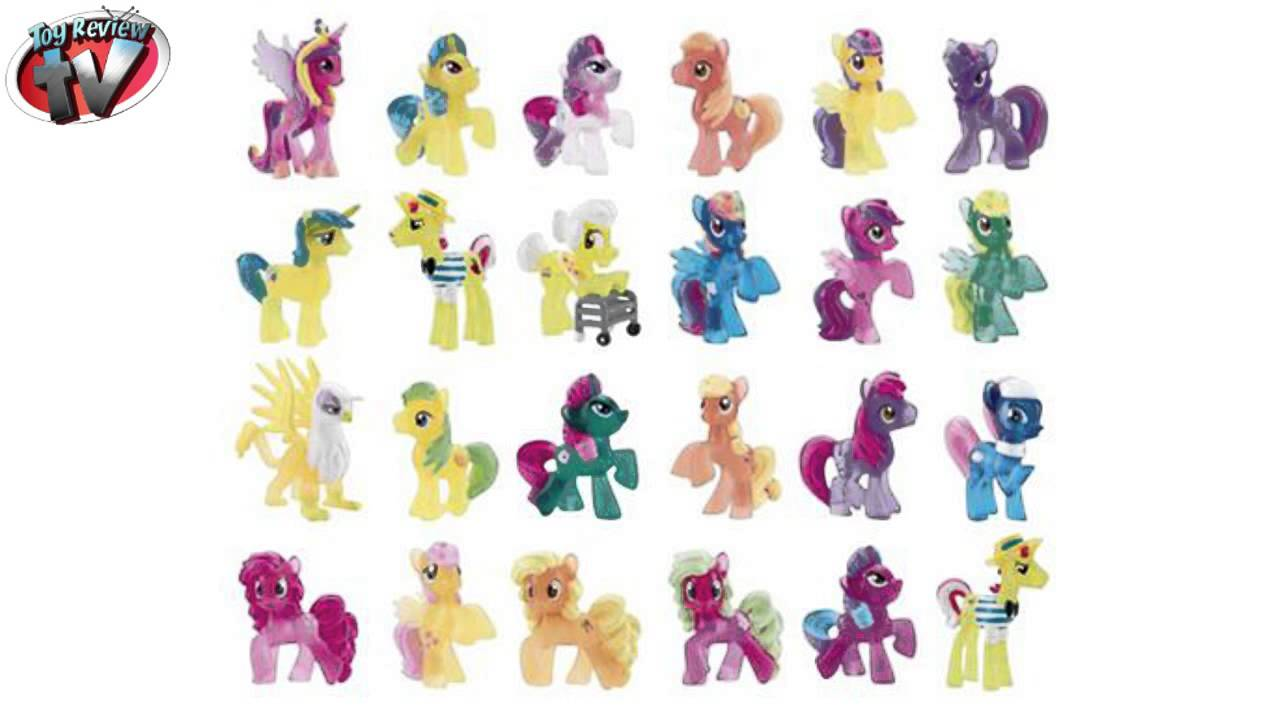 My Little Pony G4 Wave 8 Neon Collection Blind Bag