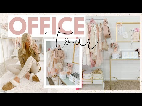 my-home-office-tour-2020-|-blush-and-gold-office-decor