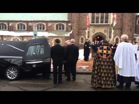 Tom Schweich funeral