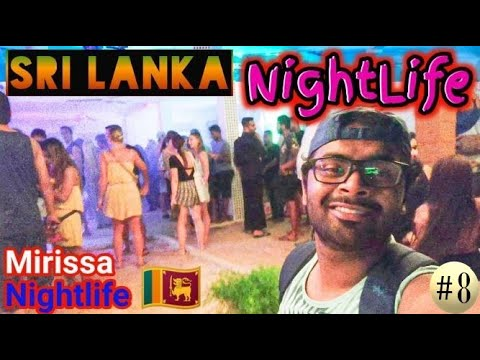Hidden NIGHTLIFE of SRI LANKA🇱🇰 | What to EXPECT…🤩 | Alcohol | Beach party | Mirissa Vlog |