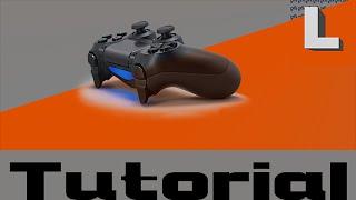 PS4 Controller PER KABEL mit PC verbinden [ Tutorial / German ]