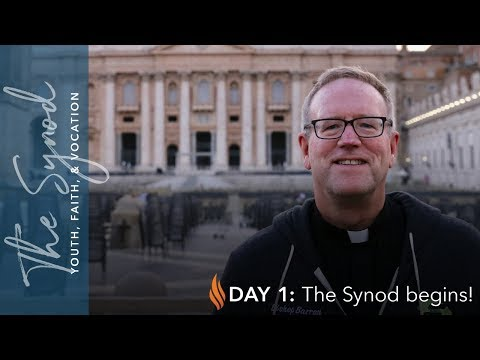 Word From Rome - Day #1 - The Synod begins!