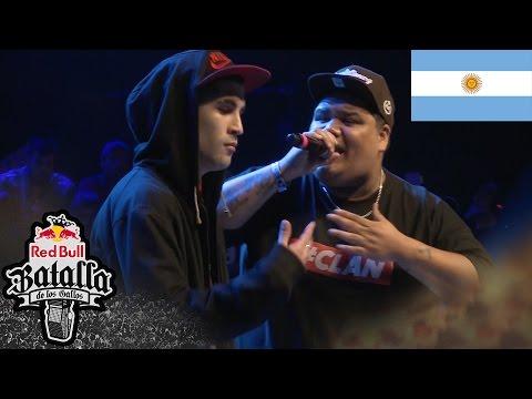 SONY vs WOLF - Octavos: Final Nacional Argentina 2016 - Red Bull Batalla de los Gallos