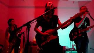 Holly Miranda - Slow Burn Treason live at Envelope, Bushwick, BK [12/12]