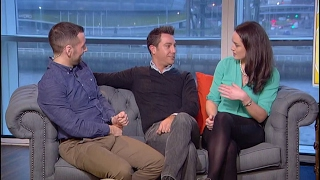 Gino D'Acampo - Live at five Interview