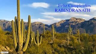 Rabindranath  Nature & Naturaleza - Happy Birthday
