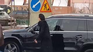 Анастасия Самбурская показала свое истеное лицо и свой гнев )))
