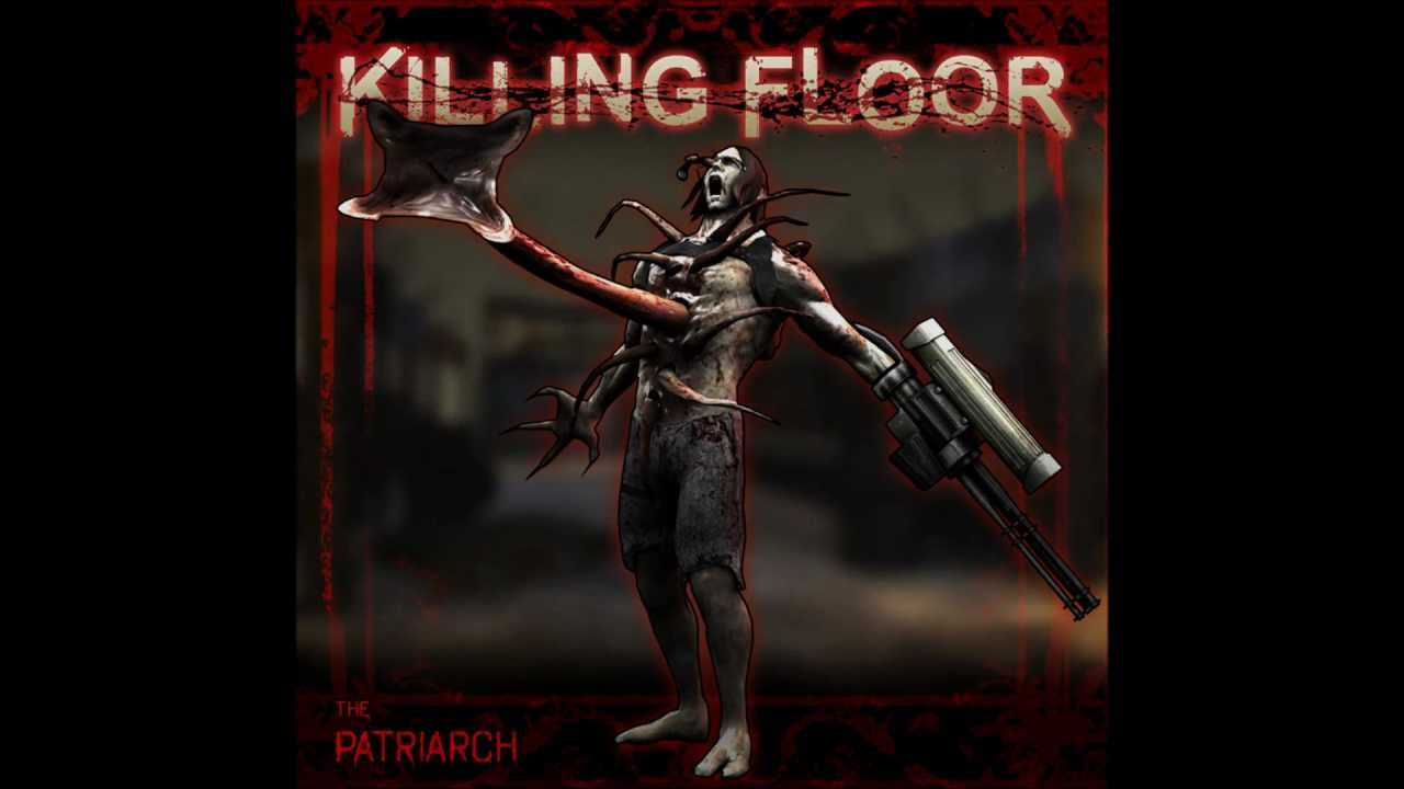 Killing floor zed mechanics the patriarch youtube for Floor 2 swordburst 2