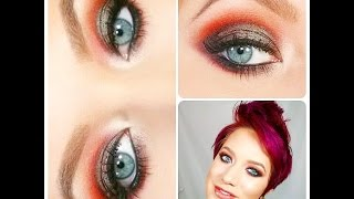 New Years 2014! Eye Shadow Tutorial!! Thumbnail